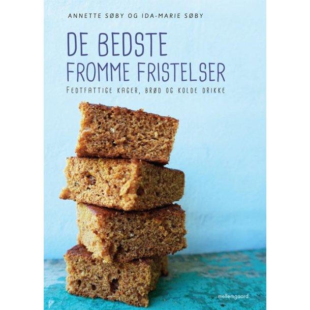 DE BEDSTE FROMME FRISTELSER - Fedtfattige kager, brød og kolde drikke