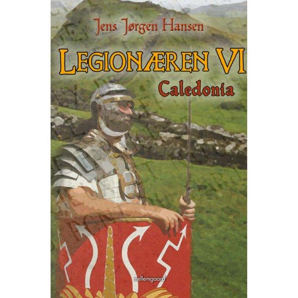 LEGIONÆREN VI - CALEDONIA - e-bog