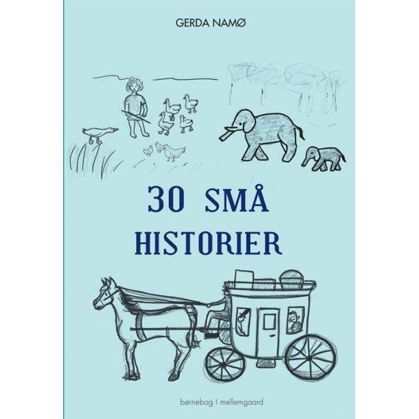 30 SMÅ HISTORIER - E-bog
