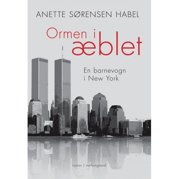 ORMEN I ÆBLET - EN BARNEVOGN I NEW YORK - E-bog