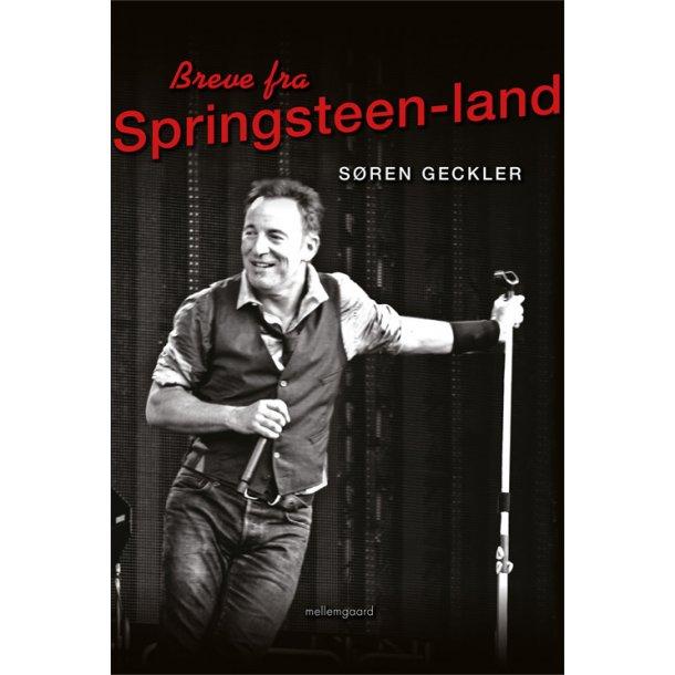 BREVE FRA SPRINGSTEEN-LAND - E-bog