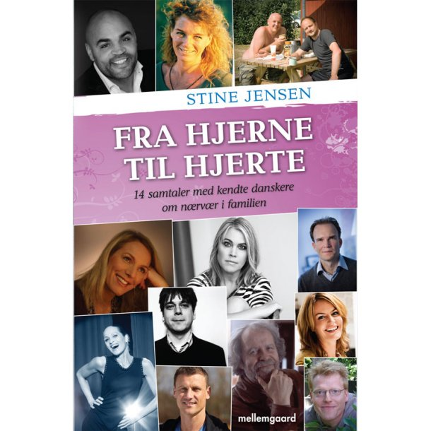 FRA HJERNE TIL HJERTE, (e-bog - format epub)