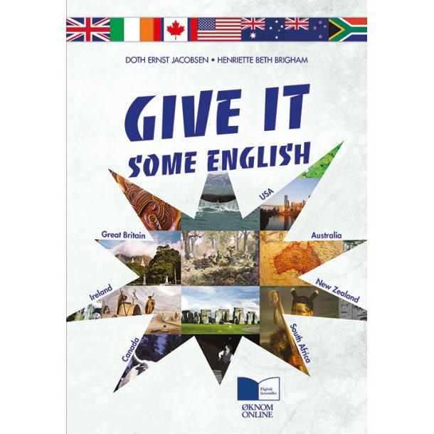 GIVE IT SOME ENGLISH webBog A- og B-niveau