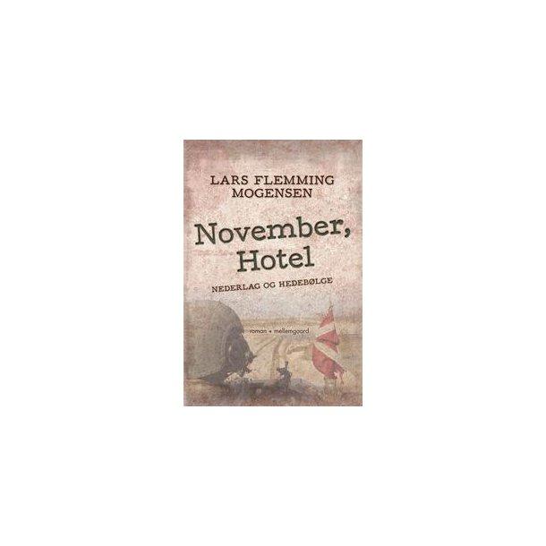 NOVEMBER, HOTEL (ebog - format ePub)