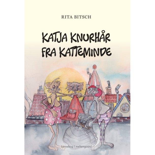 KATJA KNURHÅR FRA KATTEMINDE