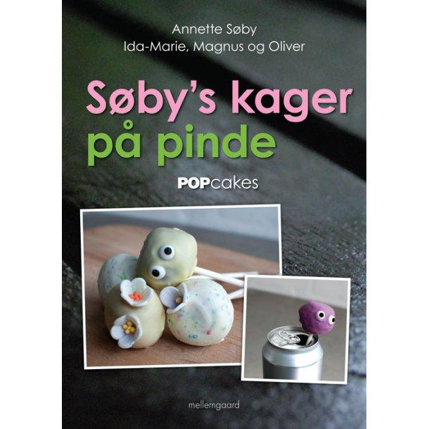 SØBY'S KAGER PÅ PINDE (Stift bind)