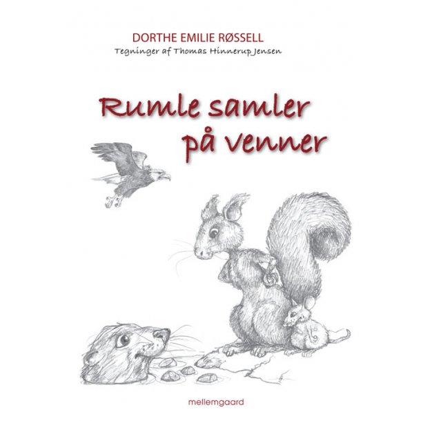 RUMLE SAMLER PÅ VENNER