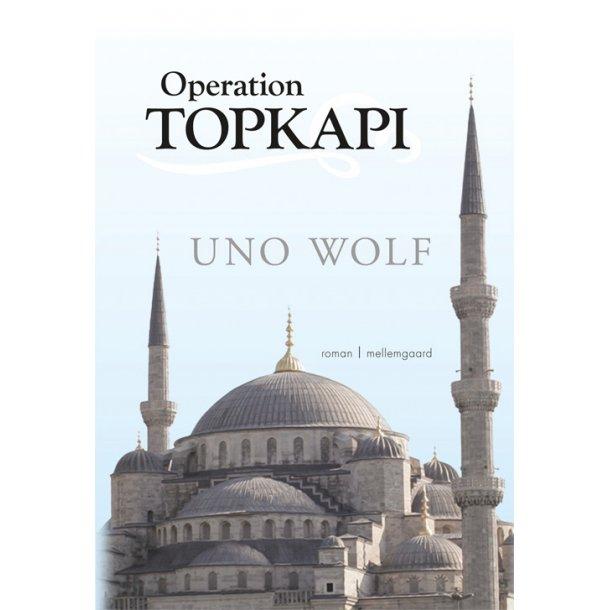 OPERATION TOPKAPI (E-bog)