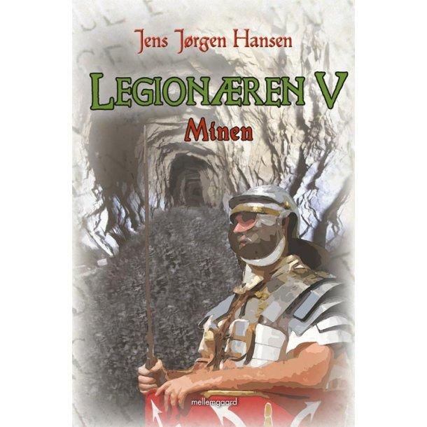 LEGIONÆREN V - MINEN (E-bog)