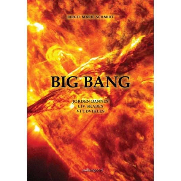 BIG BANG – Jorden dannes, liv skabes, vi udvikles (e-bog)