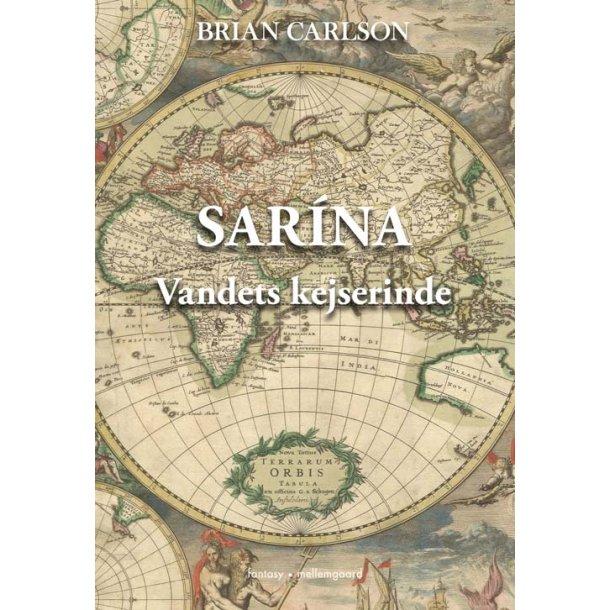 SARINA – VANDETS KEJSERINDE (E-bog)