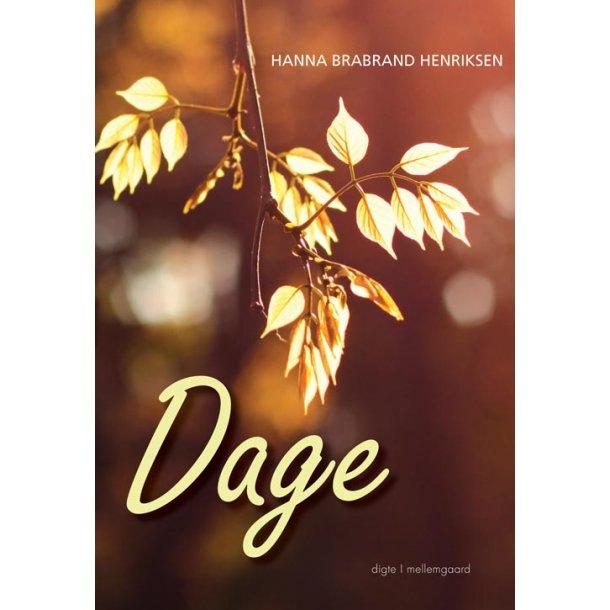 DAGE (E-bog)