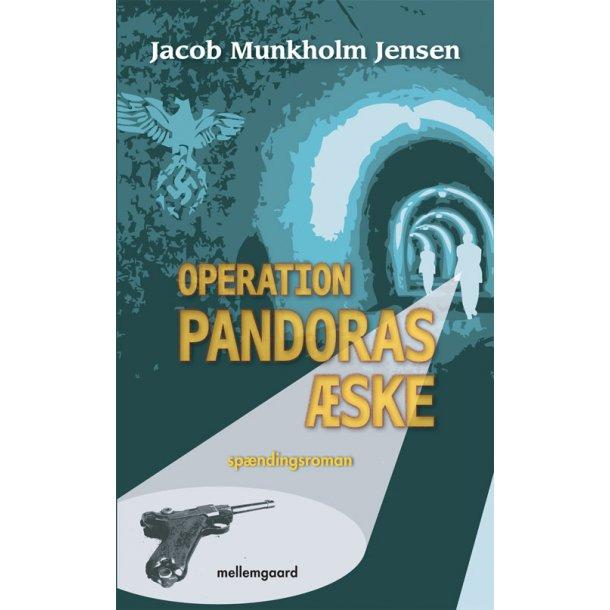 OPERATION PANDORAS ÆSKE (e-bog - format epub)