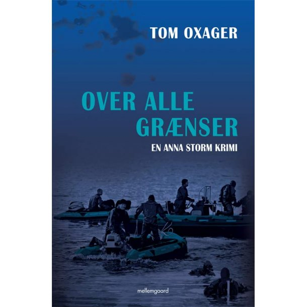 OVER ALLE GRÆNSER (E-bog)