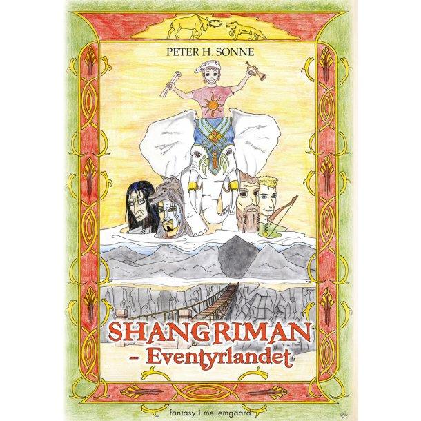 SHANGRIMAN-EVENTYRLANDET (E-bog)