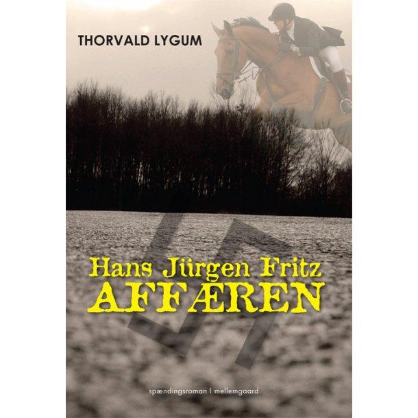 HANS JÜRGEN FRITZ-AFFÆREN (E-bog)