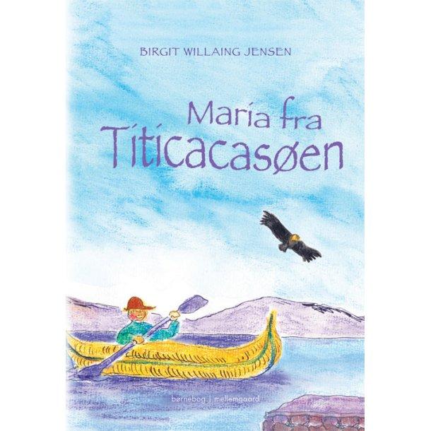 MARIA FRA TITICACASØEN E-bog