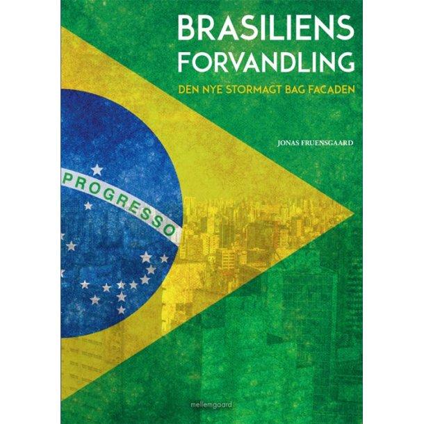 BRASILIENS FORVANDLING - DEN NYE STORMAGT BAG FACADEN e-bog
