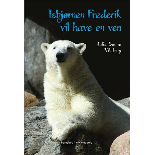 ISBJØRNEN FREDERIK VIL HAVE EN VEN - E-bog