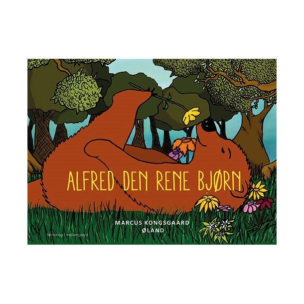 ALFRED, DEN RENE BJØRN P-bog