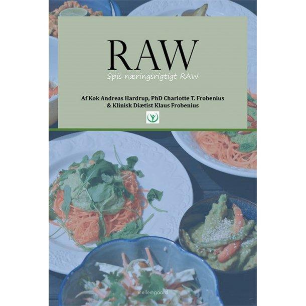 RAW - Spis næringsrigtigt RAW E-bog