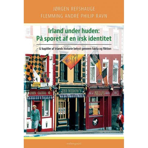IRLAND UNDER HUDEN: PÅ SPORET AF EN IRSK IDENTITET E-bog