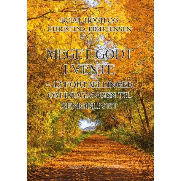 MEGET GODT I VENTE - 12 fortællinger om indgangen til seniorlivet